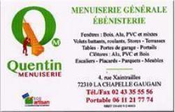 QUENTIN Menuiserie