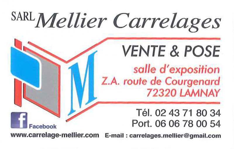 SARL Carrelage MELLIER