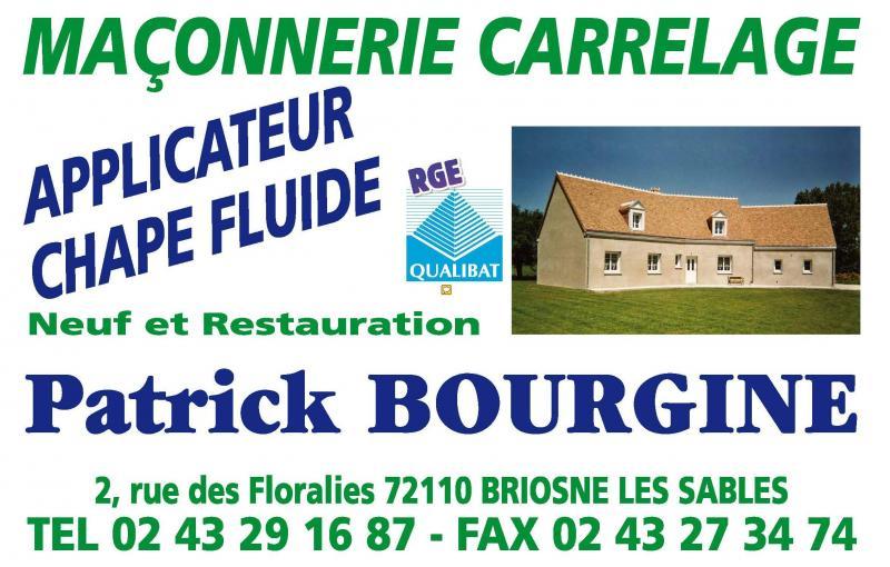 Patrick BOURGINE