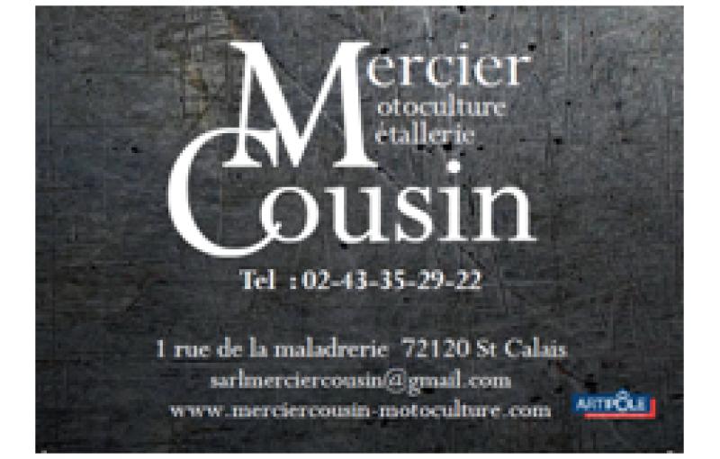 SARL Mercier Cousin